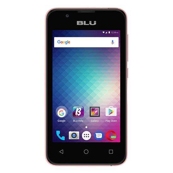 Celular Blu Advance L3 A-110L 4GB Dual Ouro Rosa