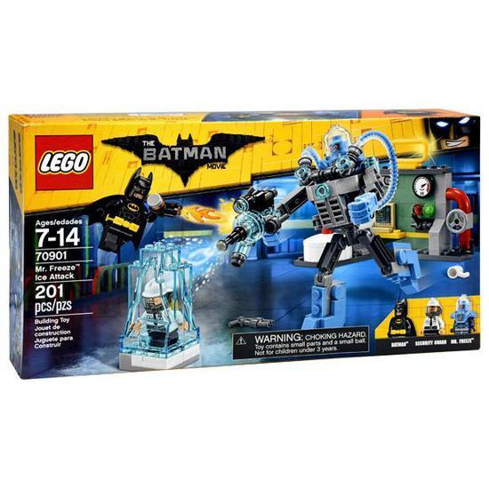 Attack Lego Blocos 70901 Movie De Montar Ice Batman MrFreeze 201 shQCtrdx