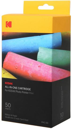 Acessorio para Impressora Instantanea Kodak Cartucho PMC-50