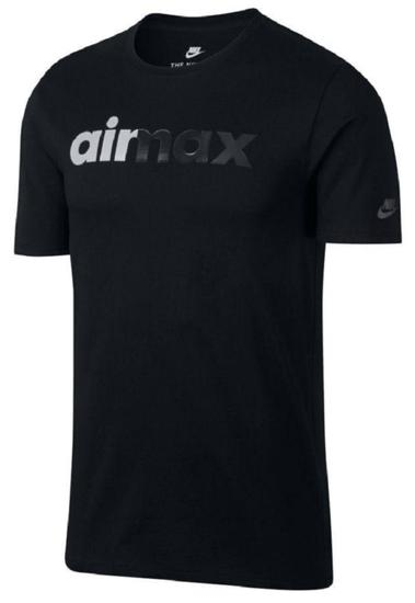 44d053aff87ac Camiseta Nike Sportswear Air Max 892159 010 Masculina na loja ...