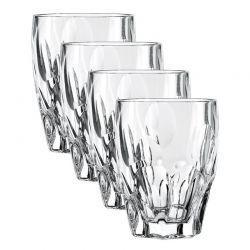 Jogo de Copos Cristal Nachtmann Sphere Whisky 4 Unidades 93626