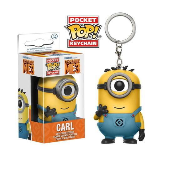 Funko Pop Keychain Despicable Me 3 Carl