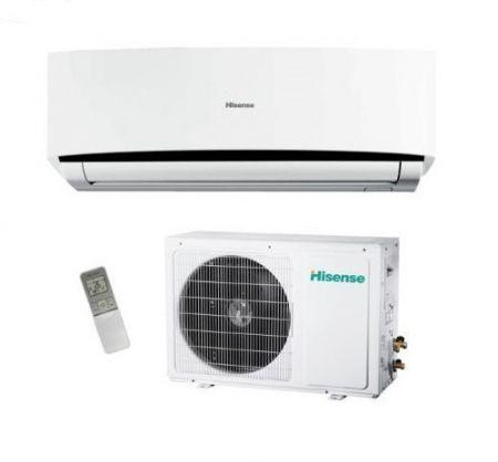 Ar Condicionado Hisense 18000 Btu - 220V - 60HZ - Kit
