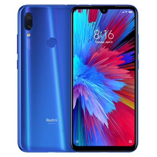 Smartphone Xiaomi Redmi Note 7 DS 4/64GB 6.3 48+5MP/13MP A9.0 - Azul