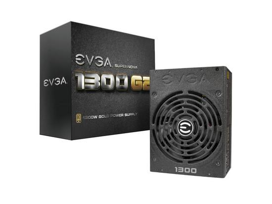 Fonte ATX EVGA 1300W G2 120-G2-1300-XR Gold Full 80 Plus Modular