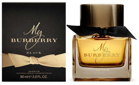 Perfume Burberry MY Black Feminino 90ML Edp
