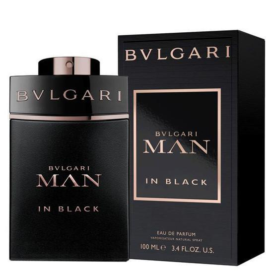 9561f6a93e2ec Perfume Bvlgari Man In Black Eau de Parfum Masculino 100ML