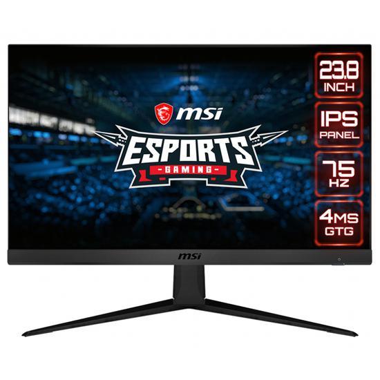 """Monitor LED MSI Optix G241V 23.8"""" Ips Full HD 75 HZ"""