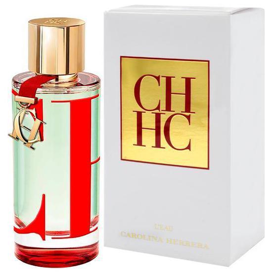 Perfume Carolina Herrera CH L Eau Eau de Toilette Feminino 100 ML na ... 356e0289e0