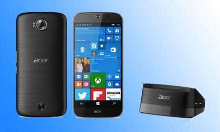 Celular Acer Jade Primo 5.5P/ 3GB/ 32GB/ 4G/ W10/ Dualchip Dock/ Mouse/ Teclado