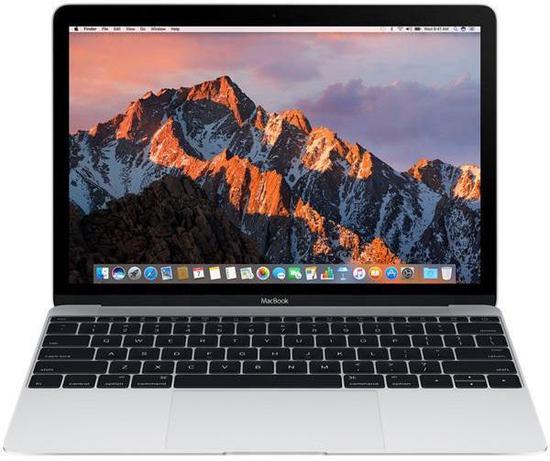 """Apple Macbook MLHC2LL/ A DC 1.2/ 8GB/ SSD512/ 12.0"""" Prata"""