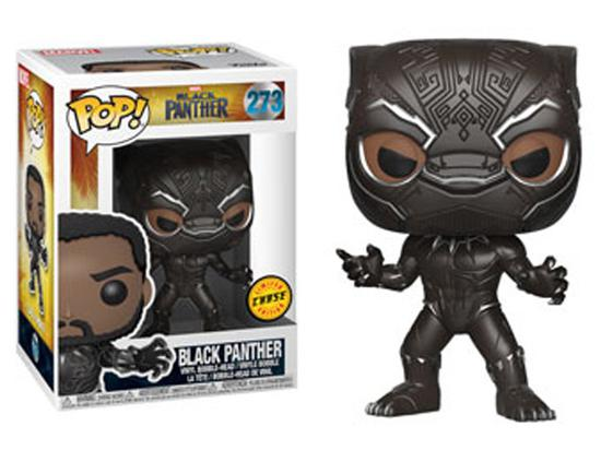 Funko Chases Black Phanter Black Phanter