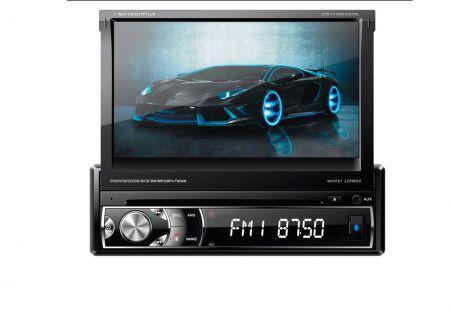 DVD Player para Carro Napoli DVD-TV 7936 - DVD - USB - SD