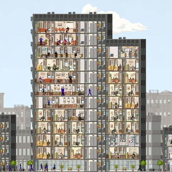 Jogo Project Highrise Architects Edition Xbox One