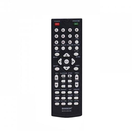Controle Remoto DVD Booster BDVD-250