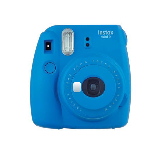 Camera Fujifilm Instax Mini 9 Azul Escuro