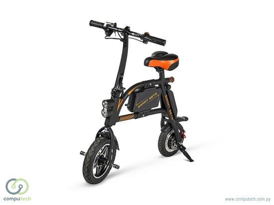 Bike Eletrica HL-EM-19 Laranja c/ Preto