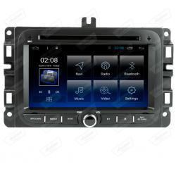 "Mult Aikon 8.8 Android 8.1 Jeep Reneg/Toro/Mobi 7"" ASF-23041C s/TV"