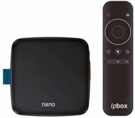 Receptor Ipbox Iptv Nano - Wi-Fi - F.T.A