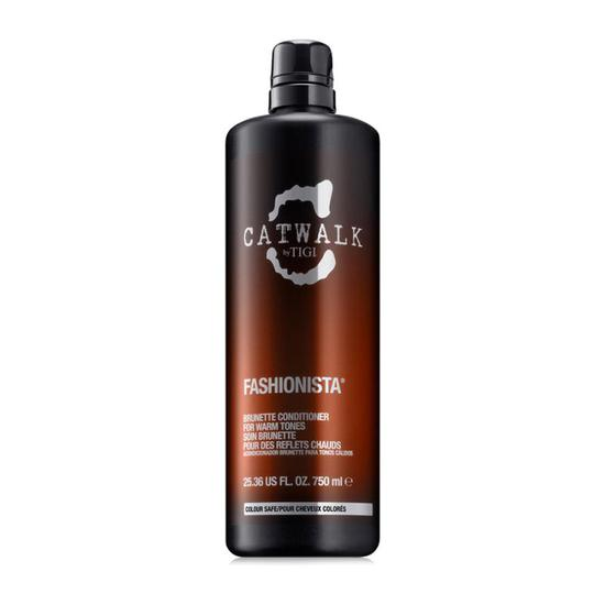 Tigi Catwalk Fashionista Brunette Conditioner 750ML