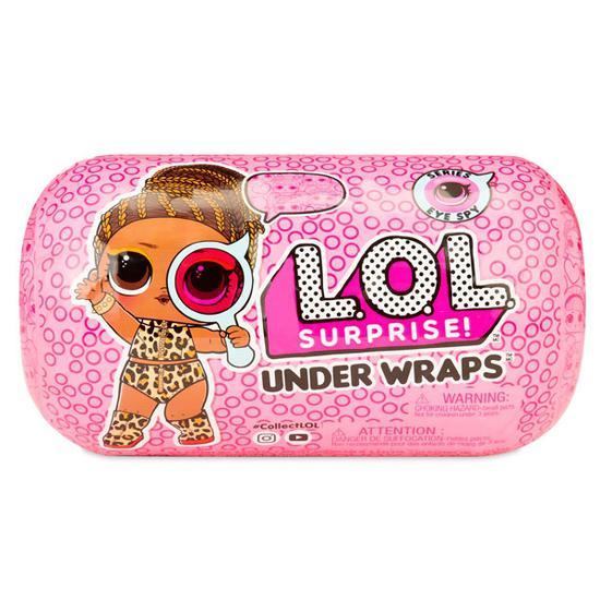 Boneca Lol Surprise Under Wrap Serie 2