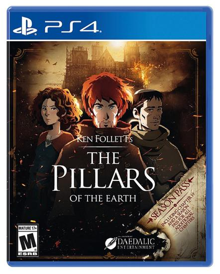 Jogo The Pillars Of The Earth - PS4