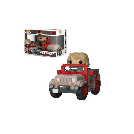 Funko Pop Jurassic Park *Ride* Vehicl 39