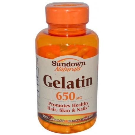 92ba65e34 Sundown Naturals Gelatin 650 com desconto de 11% no Paraguai