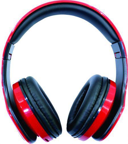 Fone de Ouvido Midi S98 - MP3 - Vermelho