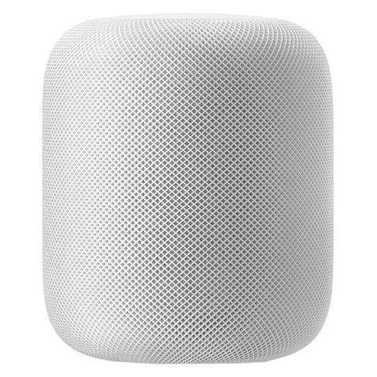 Speaker Apple Homepod MQHW2LL/A A1639 com Wi-Fi/Bluetooth/Bivolt - Branco
