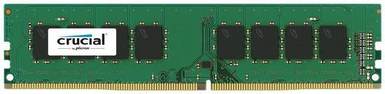 Memória Ram DDR4 Crucial CT4G4DFS824A 4GB/2400MHZ