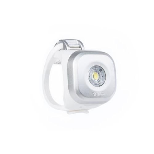 Farol Bike Knog Blinder Mini Dot 20 Lumens - Silver