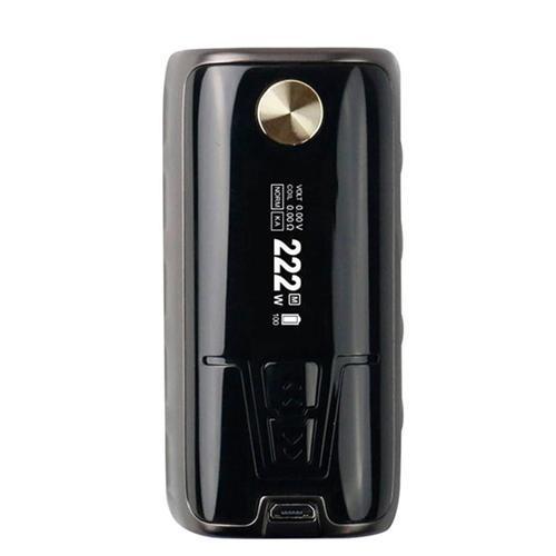 Vaporizador GTRS P222 Box Mod 222W - Preto