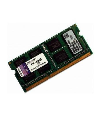 Memória NB. DDR3 1333 8GB Kingston