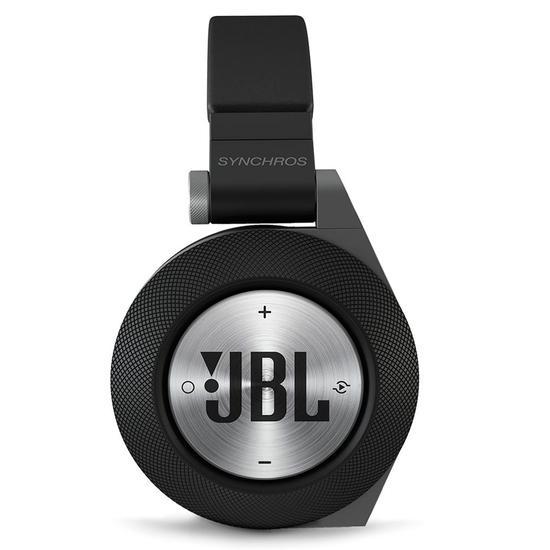 Fone de Ouvido JBL Synchros E50BT Bluetooth Preto