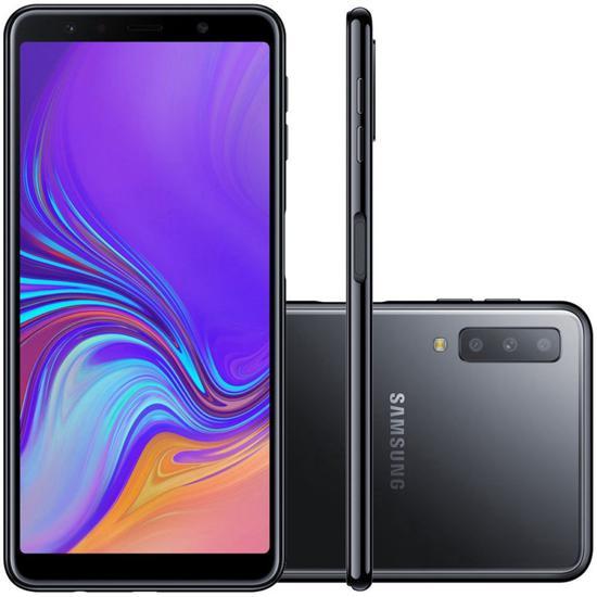 Celular Sam. A750G Galaxy A7 8 64GB DS Pre