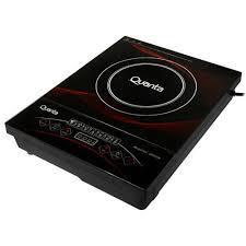 Fogao Eletrico Quanta QTFEI200 45KG 2000W A Inducao 220V - Preto