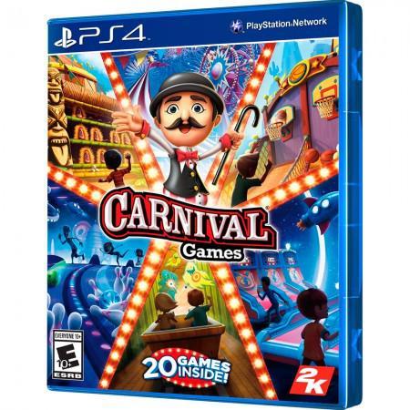 Jogo Carnival Games PS4