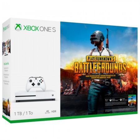 Console Xbox One s 1TB Bundle Battlegrounds