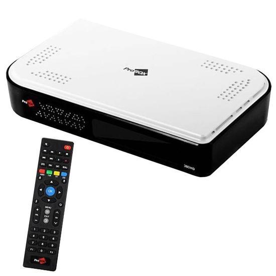 Receptor Fta Probox 380 Full HD USB/ HDMI/ Wifi