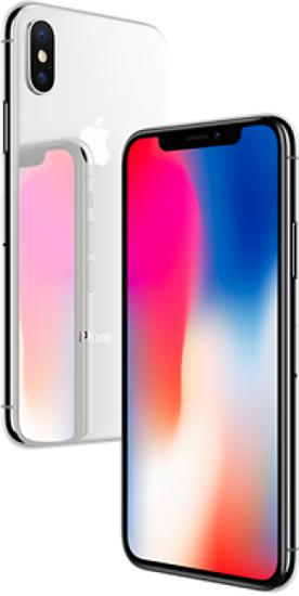 Celular Apple iPhone X 256GB Silver A1901