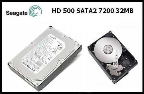 HD 500 GB SATA2 Seagate 5900 16MB ST3500312CS New Pull