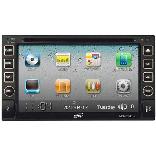 Car/DVD Midi 2DIN MD-7812 GPS/BT/TVD