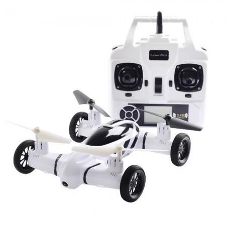 Drone Goal Pro H18 Skyroad / Camera HD / 2.4GHZ - Branco