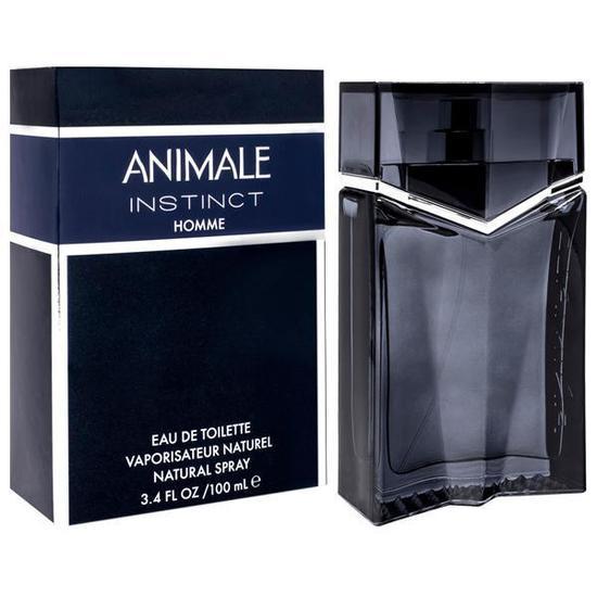 Perfume Animale Instinct Homme Eau de Toilette Masculino 100ML