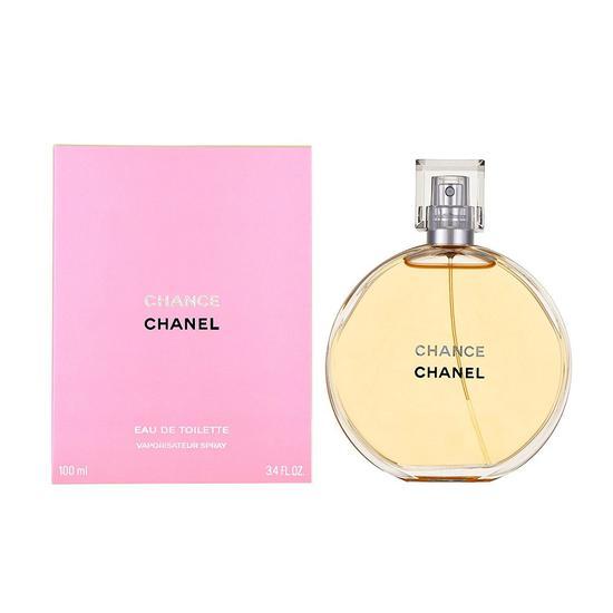 Perfume Chanel Chance 100ML Edt - Feminino