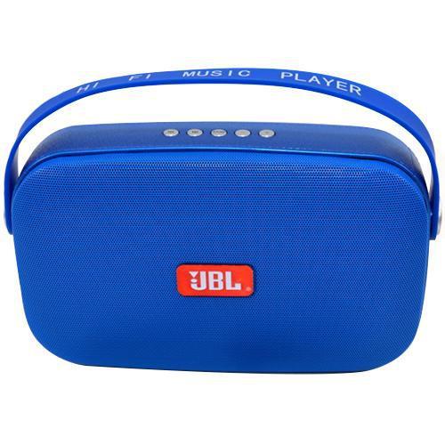Caixa de Som JBL K823 com Bluetooth - Replica - Azul