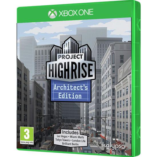 Jogo Project Highrise Architects Edition Xbox One