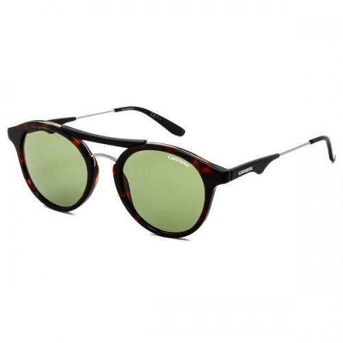 5fd41babf2b01 Oculos de Sol Carrera 6008  100  50DJ Feminino Preto Vermelho - Mesclado
