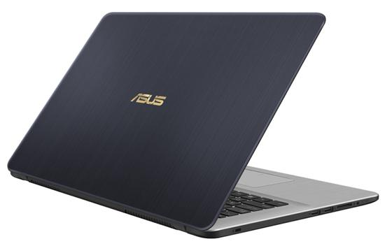 "Notebook Asus N705UQ-EB76 i7 2.7GHZ/ 8GB/ 1TB+256SSD/ 940MX 2GB/ 17.3"" FHD/ W10"